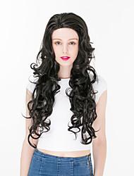 economico -Parrucche lolita Dolce Sexy Parrucche Lolita 90-100 CM Parrucche Cosplay Tinta unita Parrucche Per