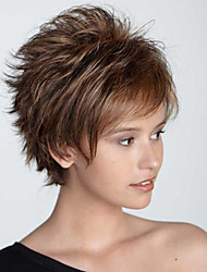 cheap -New Style  Natural Outside the Alice  Short Hair Human Hair Wig