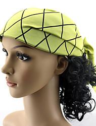 economico -Copricapo Altri accessori Ispirato da One Piece Usopp Anime Accessori Cosplay Accessori per capelli Cappellini Cappelli Parrucche Terylene