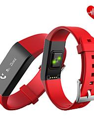 Pulseira InteligenteImpermeável Suspensão Longa Calorias Queimadas Pedômetros Saúde Esportivo Monitor de Batimento Cardíaco Sensível ao