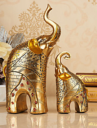 Animals Polyresin Modern/Contemporary Retro,Collectibles Indoor Decorative Accessories