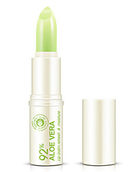 cheap -1Pcs Face Skin Care Natural Aloe Repair Lip Balm Colorless Long Lasting Lips Skin Nourishing Moisturizing Lips Care Lipsticks