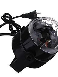 Недорогие -Светодиодные театральные лампы Волшебный светодиодный мяч Дисконтный клуб Party DJ Show Lumiere LED Crystal Light Лазерный проектор # - -