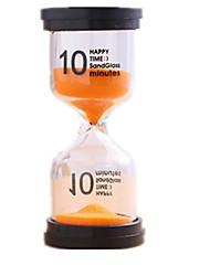 Недорогие -Песочные часы Игрушки Утка Цилиндрическая Предметы интерьера Стекло Универсальные Куски