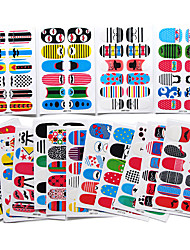 cheap -Random Mixed Delivery High Quality Nail Stickers All