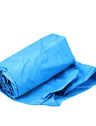 Недорогие -Надувой коврик Походный коврик Коврик-пенка Влагонепроницаемый Надувной ПВХ Пешеходный туризм Походы На открытом воздухе