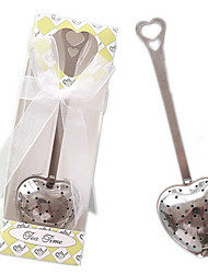 Bachelorette Party TeaTime Heart Tea Infuser in Elegant Box Wedding Favours Beter Gifts® Life Style