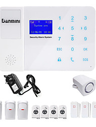 cheap -433MHz SMS Phone Panel  Keyboard Remote Controller 433MHz GSM SMS Alarm Telephone Alarm Sound Alarm Home Alarm Systems