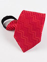мужская вечеринка / вечерняя корейская полоса деловой человек застежка-молния галстук