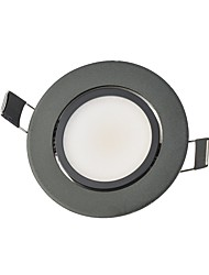 cheap -6W 2G11 LED Downlights Recessed Retrofit 1 COB 540 lm Warm White Cold White K Dimmable Decorative AC 220-240 AC 110-130 V