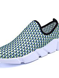 Männer athletische Schuhe Frühjahr fallen Licht Sohlen Tüll Outdoor athletischen grün schwarz weiß