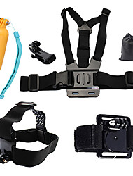 cheap -Chest Harness / Front Mounting / Floating Buoy All in One For Action Camera Gopro 6 / All Gopro / Xiaomi Camera Diving / Surfing / Ski /