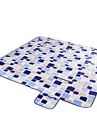 cheap -Picnic Pad Heat Insulation Moistureproof/Moisture Permeability Hiking Camping Traveling Outdoor Indoor Flannel