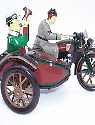 Недорогие -Игрушечные машинки Игрушка с заводом Мотоспорт Игрушки Мотоспорт Железо Металл 1 Куски Детские Подарок