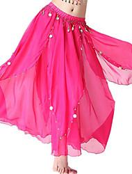 Недорогие -брюки танцульки танцульки живота танцульки шифонового шкентеля 1 часть высокие юбки by we we®