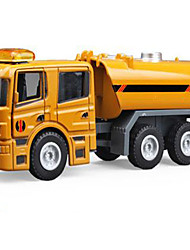 Die-Cast Vehicles Toy Cars Toys Truck Construction Vehicle Excavator Toys Square Truck Excavating Machinery Metal Alloy Plastic Pieces