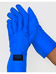 Ultra lav temperatur flytende nitrogen sata hansker arbeidshansker industriell beskyttende hansker / 1 par arbeid