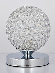 Modern Crystal Lamp Bedroom Bedside Lamp Creative Fashion Warm Room Book Lamp Ball