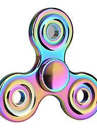 Håndspinnere Hånd Spinner Legetøj Tri-Spinner Stress og angst relief Kontor Skrivebord Legetøj til Killing Time Focus Toy Lindrer ADD,