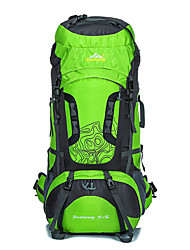 cheap -Men's Bags Nylon Sports & Leisure Bag for Sports Climbing Camping & Hiking Outdoor Professioanl Use All Seasons Green