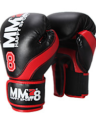 cheap -Exercise Gloves Boxing Gloves Boxing Bag Gloves Boxing Training Gloves for Leisure Sports Boxing Muay Thai Fitness Full-finger Gloves