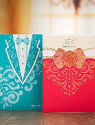 Tasca Inviti di nozze 50-Biglietti per la Festa della mamma Cartoline di auguri per il neonato Cartoline di auguri per la sposa Cartoline