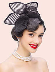 Tulle Hats Headpiece Wedding Party Elegant Classical Feminine Style