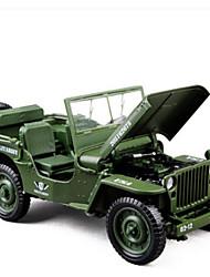 levne -KDW Hračky Vojenské auto Hračky Obdélníkový Plastický Pieces Dárek