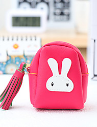 cheap -Cartoon Rabbit Pattern Change Purses PU Leather 1 PCS