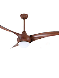 cheap -Ceiling Fan ,  Rustic/Lodge Country Painting Feature for LED Designers Metal Living Room Bedroom Study Room/Office
