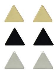 Недорогие -Жен. Комплект ювелирных изделий - Уникальный дизайн, Классический Включают Серьги-гвоздики Белый Назначение Для вечеринок Повседневные
