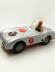 Wind-up Toy Toy Cars Race Car Toys Car Iron Metal 1 Pieces Children's Gift