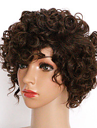 cheap -24cm Capless Wig Curly Fashion Synthetic Wig For Women Costume Wigs Synthetic Wig