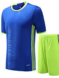 Women's Soccer Jersey + Bib Shorts Breathable Spring Summer Winter Fall/Autumn Classic Polyester Football/Soccer