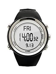 mode sport watch ezon h009a15 vandreture bjergbestigning watch mænds digitale ure højdemåler barometer