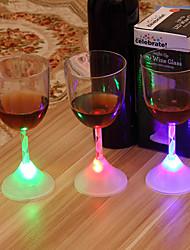 Sortie Décontracté / Quotidien Soirée / Cocktail Bar Articles pour boire, 100 Plastique Wine Champagne Bouteilles d'Eau