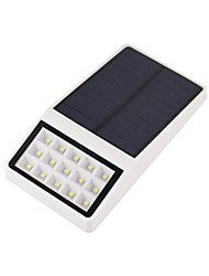 1pcs Super Bright Solar Light 15LED Weatherproof Light Motion Sensor Outdoor Lamps For Patio Deck Yard Garden With Three Modes