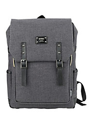 "cheap -Textile Solid Color Backpacks 15"" Laptop"