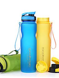 1000Ml Sport Water Bottle Infuser Tea Sport Bottle BPA Free My Water Bottles 1000Ml Scrub Portable Space Cup  Random  Color
