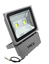 Недорогие -1 шт hkv® 1шт 100w гирлянда светодиодный прожектор интегрированный светодиод 8850-9950 лм теплый белый холодный белый натуральный белый