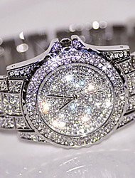 cheap -Hot Sale Women Watches Fashion Diamond Dress Watch High Quality Luxury Rhinestone Lady Wristwatch Quartz Watch Dropshipping Strap Watch