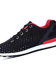 Da uomo-scarpe da ginnastica-Casual-Comoda-Piatto-Tulle-
