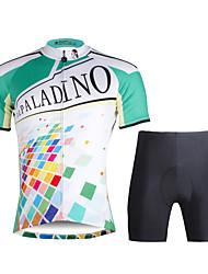 cheap -Paladin Sport Men  Cycling Jersey  Shorts Suit DT740
