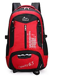 preiswerte -Damen Taschen Nylon Rucksack für Camping & Wandern Klettern Blau Grün Schwarz Orange Rote
