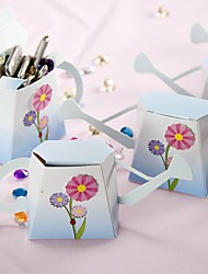 cheap -12 Piece/Set Favor Holder - Creative Card Paper Favor Boxes Non-personalised 13.2 x 3.2 x 6 cm/pcs