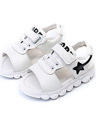 Boy's Shoes Libo New Style Hot Sale Casual / Outdoors Comfort Fashion Lovely Beach Sandals Black / White