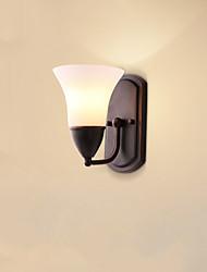 e27 rustique / loge fonction bruni pour mur de lumière oeil protectionambient appliques murale