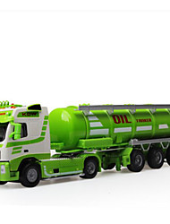 cheap -KDW Tank truck Toy Truck Construction Vehicle Toy Car Plastic Kid's Toy Gift