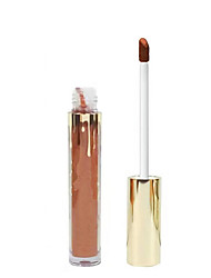 cheap -1Pcs Hydrating Moisture Not Dumb Light Shading Lipstick Lip Gloss Metallic Color