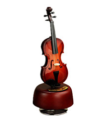 cheap -Music Box Musical Instruments Classic Rotating Kid's Adults Kids Adults' Gift Unisex